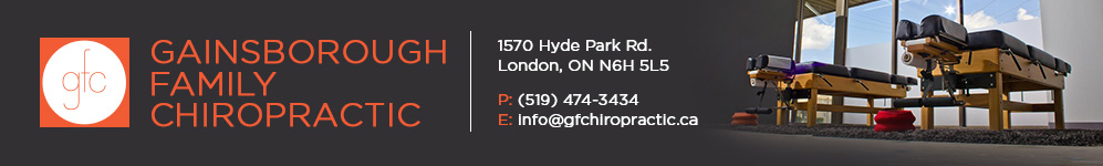 Gainsborough Family Chiropractic | London Ontario Chiropractor